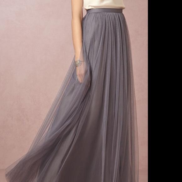 6ac149406 Jenny Yoo Dresses & Skirts - Jenny Yoo Louise Tulle Skirt